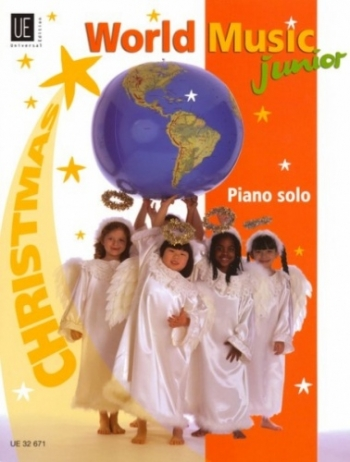 World Music Junior: Christmas: Piano