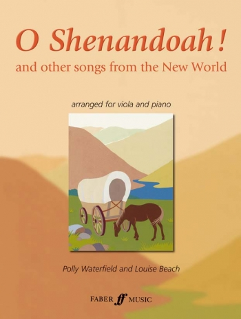 O Shenandoah And Other Songs From The New World: Viola