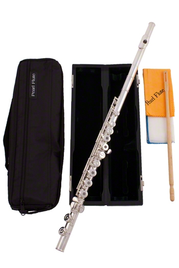Pearl F665RE Open Hole Flute With Forza Head
