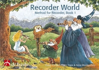 Recorder World: Method For Recorder: Book1