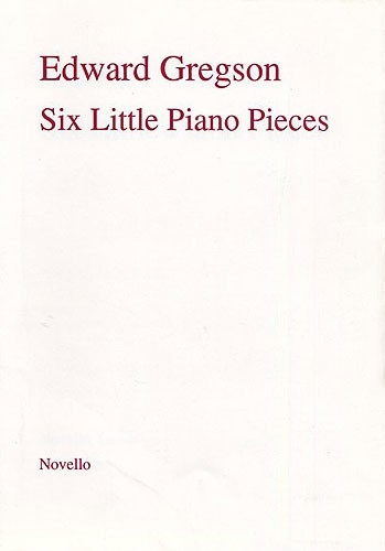 6 Little Piano Pieces