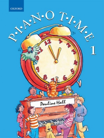 Piano Time Book 1 (Pauline Hall)  (Oxford University Press)