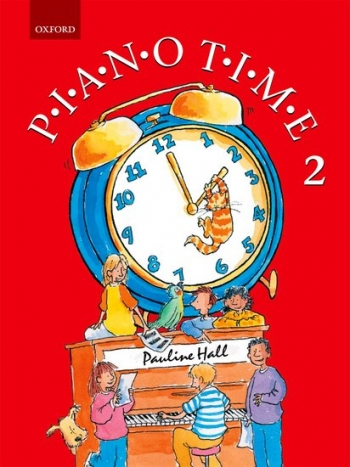 Piano Time Book 2 (Pauline Hall)  (Oxford University Press)