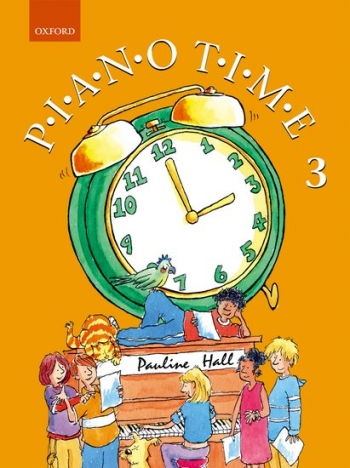 Piano Time Book 3 (Pauline Hall)  (Oxford University Press)