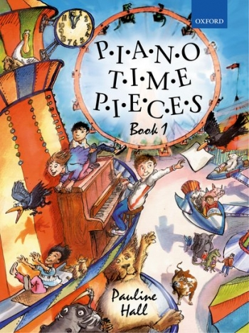 Piano Time Pieces Book 1 (Pauline Hall) (Oxford University Press)