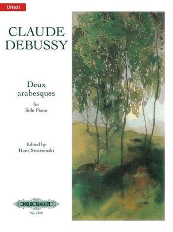 Deux Arabesques: Piano (Peters)