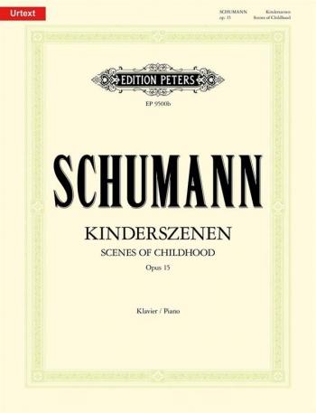 Kinderscenen: Scenes From Childhood: Op.15: Piano  (Peters)