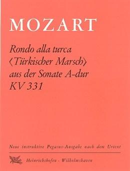 Rondo Alla Turca K331: Piano