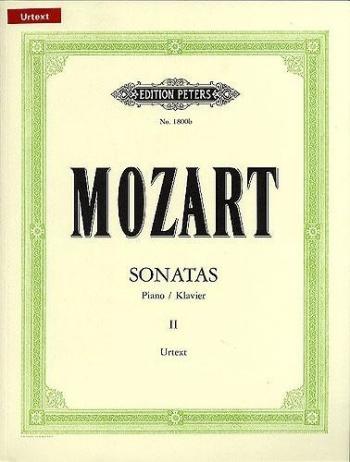 Sonatas For Piano: Vol.2: Piano (Peters)