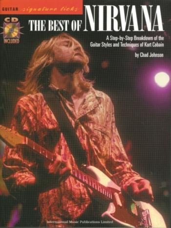 Signature Licks: Nirvana: Guitar Tab: Book & CD
