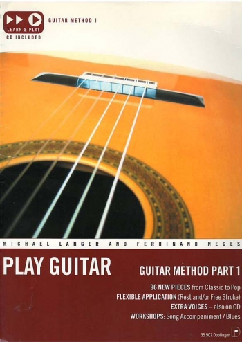 Play Guitar: Guitar Method: Pt 1
