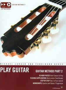 Play Guitar: Guitar Method: Pt 2