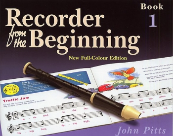 Recorder From The Beginning Book 1: Pupils Book: Descant Recorder
