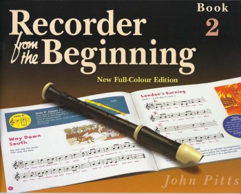 Recorder From The Beginning Book 2: Pupils Book: Descant Recorder