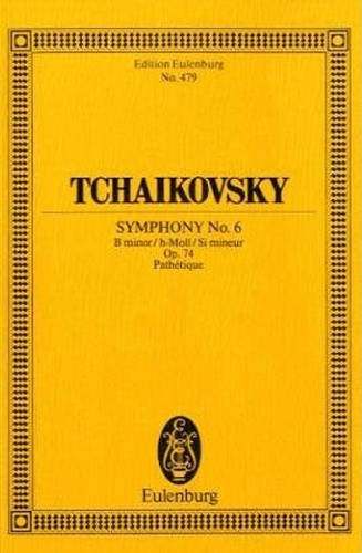Symphony No.6: B Minor: Miniature Score