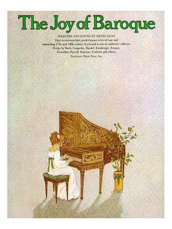 The Joy Of Baroque: Piano