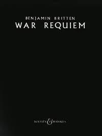 War Requiem: Vocal Score