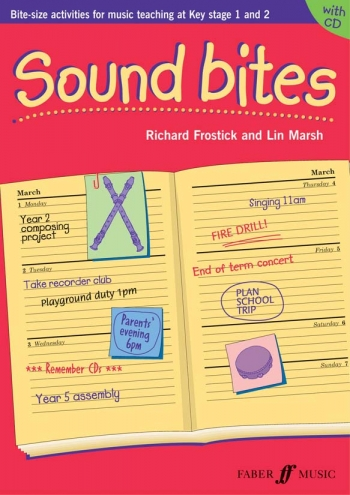 Sound Bites: Bite-size Activities: Key Stage 1and2