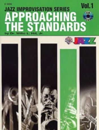 Approaching The Standards: Vol1: Jazz Improvisation: Eb Instruments