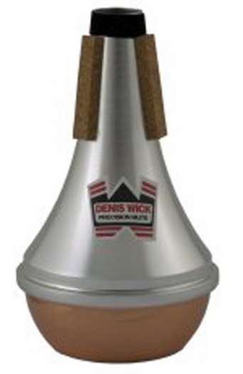 Denis Wick DW5504C Trumpet Copper Bottomed Straight Mute