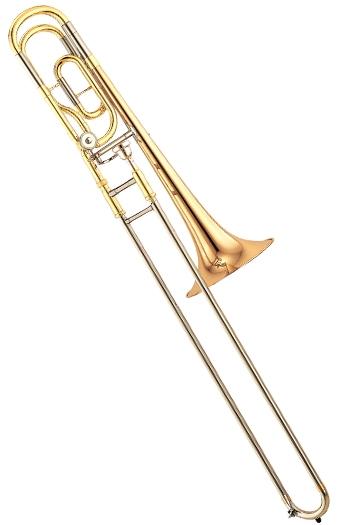 Yamaha YSL-446GE Bb/F Trombone