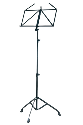 Konig & Meyer 107 Music Stand Black Heavy Duty