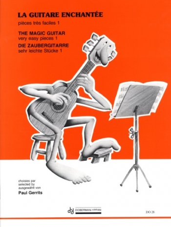 The Magic Guitar : Very Easy Pieces 1