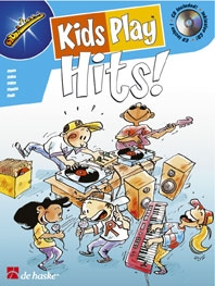 Kids Play Hits: Flute: Book & CD