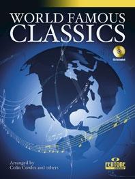 World Famous Classics: Clarinet: Book & CD