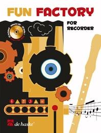 Fun Factory Recorder; Book & Cd