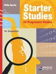 Starter Studies: 65 Progressive Studies: Saxophone
