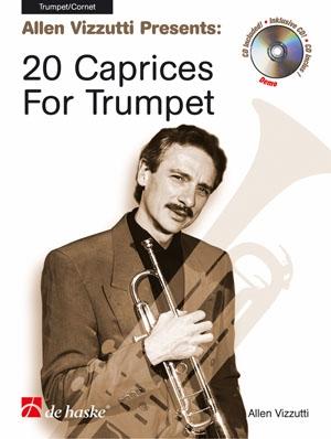 20 Caprices: Trumpet: Book & Cd (De Haske)