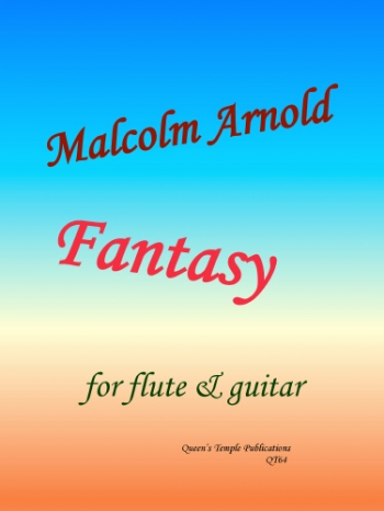 Fantasy for Flute & Guitar