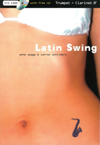 Latin Swing: Clarinet: Book & CD