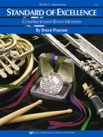 Standard Of Excellence: Comprehensive Band Method Book 2 Trombone Treble Clef