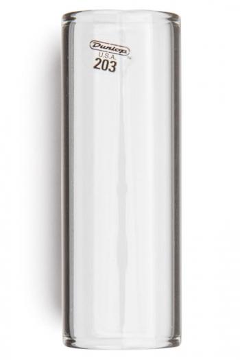 Dunlop Slide 203 Glass: Regular Wall: Medium: Ring Size 12.5