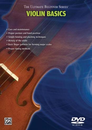 Ultimate Beginner Series Violin: Dvd