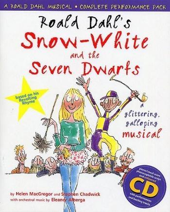 Snow White & The Seven Dwarfs: Book & Cd (Dahl)