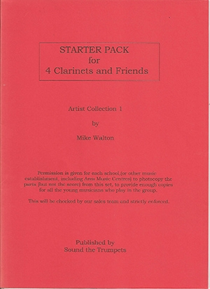 Artist Collection: 1-4 Clarinets