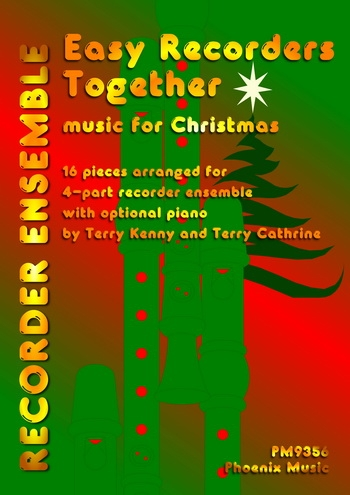 Music For Christmas: Easy Recorders Together: Ensemble