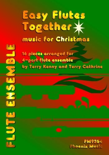 Music For Christmas: Easy Flutes: Ensemble