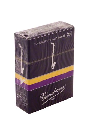 Vandoren Traditional Alto Clarinet Reeds