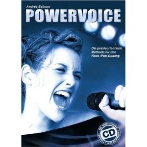 Powervoice - Bk&cd