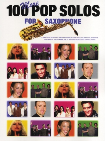100 More Pop Solos: Saxophone Solo
