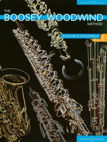 Boosey Woodwind Method/flexible Ensemble/scandpts