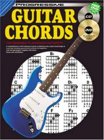 Progressive Guitar Method Chords