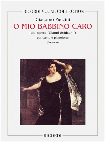 O Mio Babbino Caro: Aria: English/italian Soprano Voice