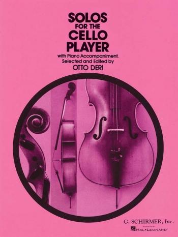 Solos For The Cello Player: Cello & Piano (Schirmer)