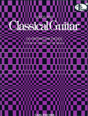 Classical Solos For  The Guitar  (atf 112)