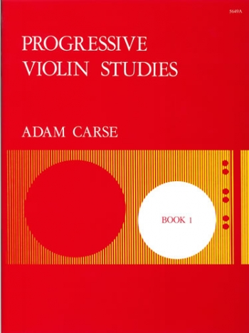 Progressive Studies: Book 1: Violin (Stainer & Bell)